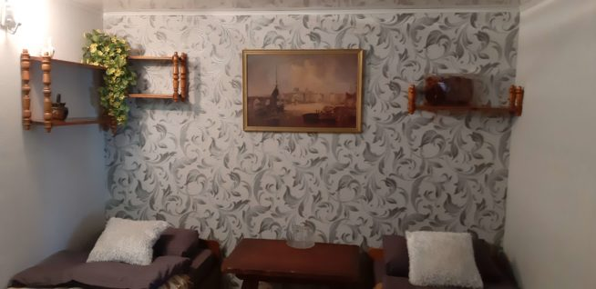 Двухместный номер с 2мя кроватями, второй этаж